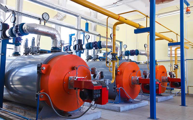 Ketel uap atau boiler adalah salah satu jenis bejana bertekanan untuk tujuan heat transfer
