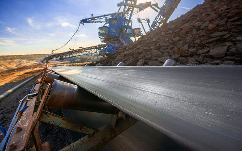 conveyor batubara