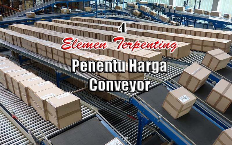 Harga conveyor belt dan roller conveyor 1 feature