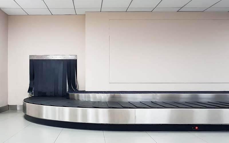 Konveyor Belt - Konveyor Bandara